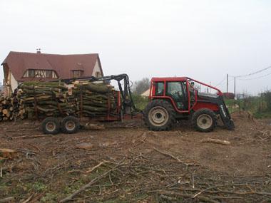 D bardage forestier m canis avec un tracteur - Jeu de tracteur agricole gratuit ...
